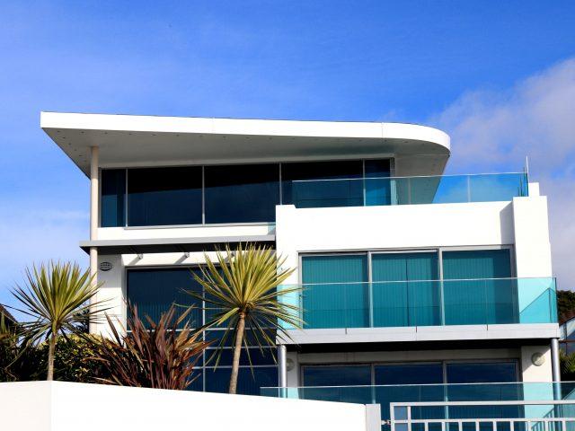 Apartment architectural design architecture blue sky 323775